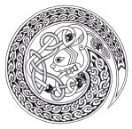 Celtic Snake by ppunker