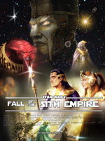 Fall of the Sith Empire poster by DarthDestruktor