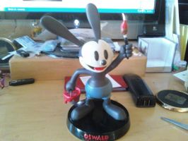 Oswald the lucky rabbit by Disneyfan84