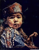Warm Springs Indian Child by Earleywine