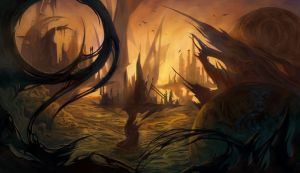 valley of dead legends by ellrano