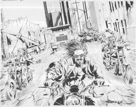Army of Darkness 4 Page 2 3 by kewber