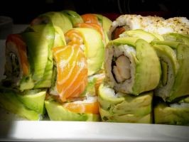 sushi by dinamicdesign