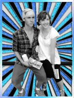 Munro and Aislinn by swett-sweet-123