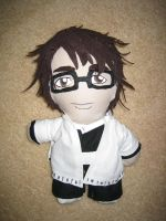 Aizen Plush by PotatoCrisp