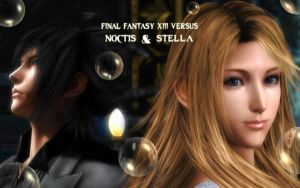 WALL. NOCTIS AND STELLA BUBBLE by RainboWxMikA