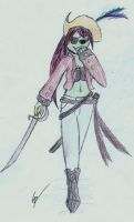 Pirate Sylvii by SiftStone