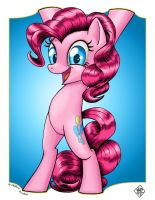 Pinkie Pie by Razia