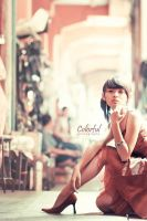 she is  amel by dantoadityo