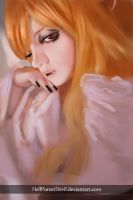 Speed Painting Doll 2 by HellPurestDevil