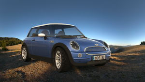 Mini Cooper by Artwork-Production