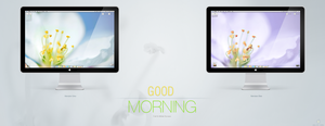 Good Morning Wall by Delta909