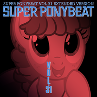 Super Ponybeat Vol. 031 Mock Cover by TheAuthorGl1m0