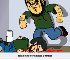 We Hate Bitstrips by theINAshow