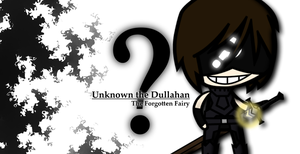 Unknown the Dullahan: The Forgotten Fairy by Unknownfalling