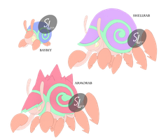 Shell Fish by Sketch-Lampoon