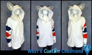 Droatmeal Hoodie by WestWindHowling
