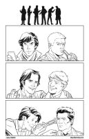superwholock-BnW by MikeDimayuga