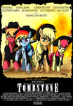 The Last Charge of Applejack and her Immortals by MeganekkoPlymouth241