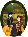 A Bard and his Muse by Mother-of-Trolls