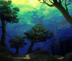 Background 01 by Ionixis