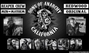 Sons of Anarchy by Marine1775