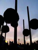 Public Crucifixion of Balls. by Geoperno