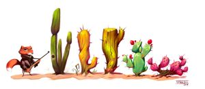 Cacti Studies by sprogis7