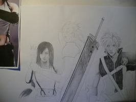 WIP:FF7 by Laminated-TeabaG
