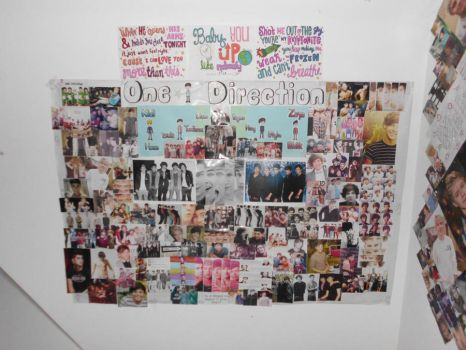 My First 1D wall FINISHED by ZANEkun