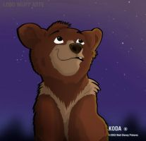 Koda by lobowupp