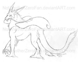 Eastern dragons are fun 2 draw by NotAnotherZeroFan