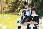 Shinpachi and Saito - Peace moments by ALIS-KAI