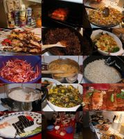 Buffet of DOOM full view PLZ by Lillgoban