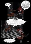 One Night as Foxy page 4 by Black-Nocturne