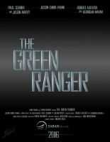 Green Ranger Series and Movie Poster Unfinished by GoldRangerKicksass