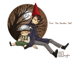 Wirt and Greg by eyugho