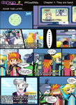 Onlyne Z: chap.1 they are back 1 by BiPinkBunny