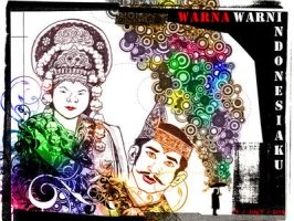 Warna Warni Indonesia by indonesia