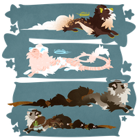 Dream-Catchers adoptables by Shegoran