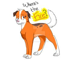 Where's The Fire? by lava-java