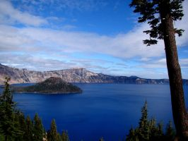 Crater Lake by Geotripper