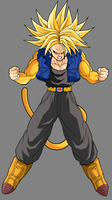 Trunks SSJ15 by GalianChaos21