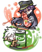 Soda Lovers by shirodebby