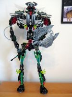 1st colossus MOC - Apollo by ChaoticUmbra