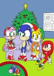 A Merry Sonic Christmas by sofibeth
