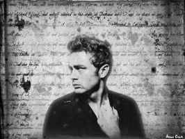James Byron Dean by Fr00tL00pZ