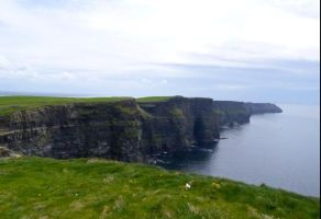 the cliffs of moher by HeineD