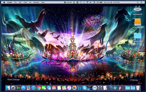 Rivers of Light Concept Art by WDWParksGal