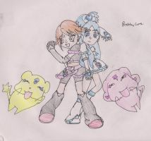 Pretty Cure by VentusSkyress14